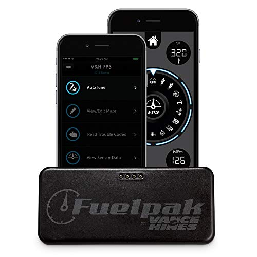 Vance and Hines FP3 Fuelpak 66007 Autotuner for Select 2007-13 Harley Davidson Models ()