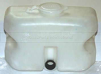 Botella Depósito Liquido Fluido de la Arandela Parabrisas: Amazon.es: Coche y moto