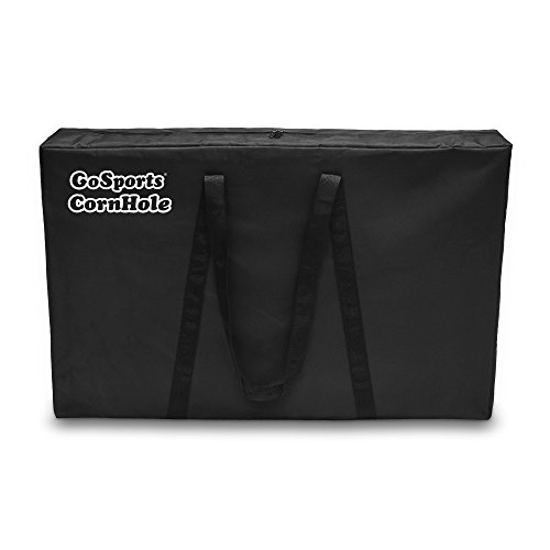 GoSports Premium Cornhole Carrying Case (Regulation Size or Tailgate Size)