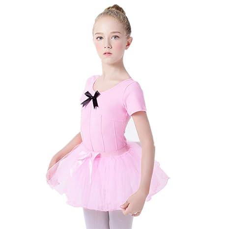 Wuxingqing Tutú de Ballet Niñas Vestido de tutú de Ballet de ...