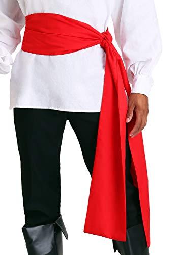 Red Renaissance Sash Standard -