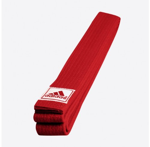 Adidas Red Club Belt - 1/200cm - RD