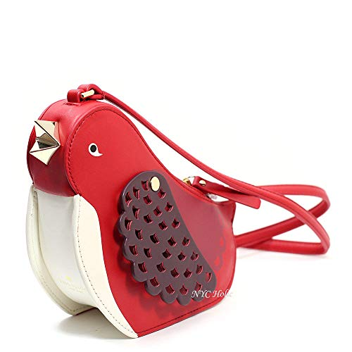 Kate Red La Women's Bird La Ooh Spade Crossbody r4wSxqvrzn