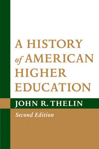 Pdf Teaching A History of American Higher Education, 2nd Edition