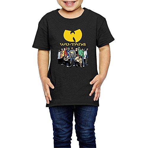 Wu Tang Cute Kids Baby Unisex T-Shirt