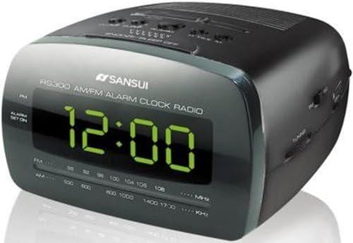 Sansui RS300 - Despertador
