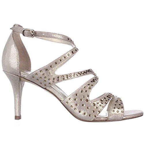 Alfani Capucen - Sandalias de vestir de Material Sintético para mujer dorado dorado