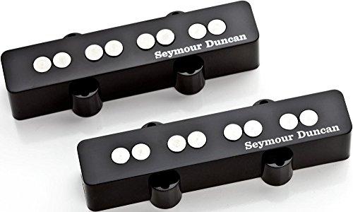 Electric Bass Pickup Set - Seymour Duncan Quarter Pound Jazz Bass Set Electric Guitar Electronics