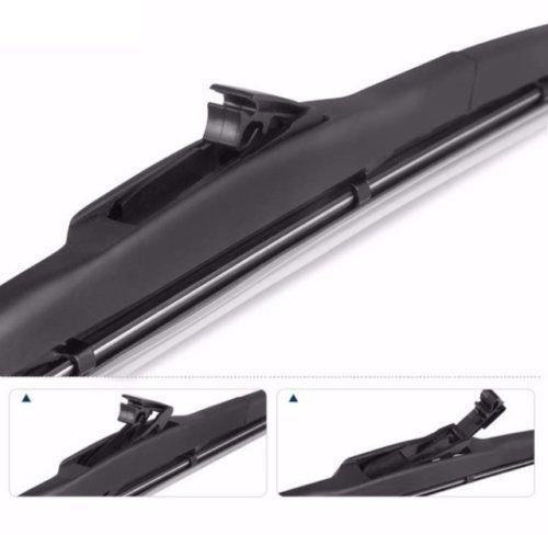 INION/® 650mm 450mm HYBRID FLEX AERO JAPAN TECHNOLOGY 2x Front Scheibenwischer Premium Qualit/ät Wischerbl/ätter Set Scheibenwischerbl/ätter Satz f/ür Frontscheibe mit Hakenbefestigung