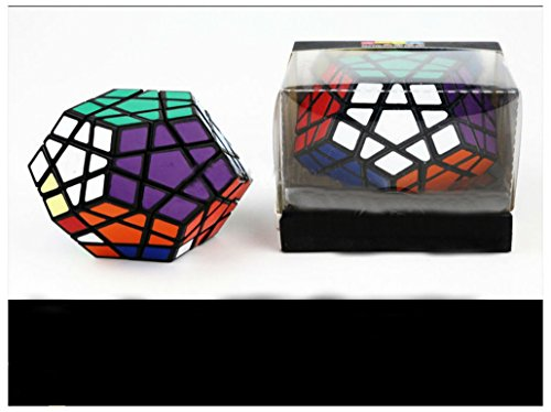 Magic Cube Puzzle Twist Professional High Speed 12 Color Toy from Unknown