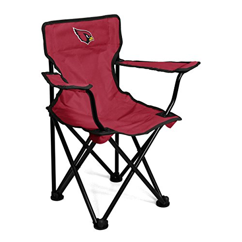 Logo Brands NFL Arizona Cardinals Toddler Chair, One Size, Cardinal (Mlb Chair Deluxe)