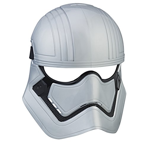 Star Wars: The Last Jedi Captain Phasma Mask