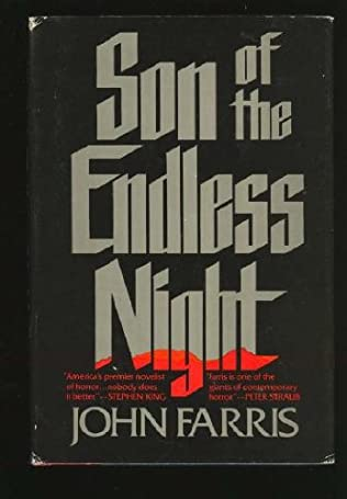 book cover of Son of the Endless Night