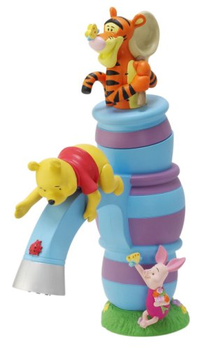 Disney Winnie the Pooh Single Lever Centerset Faucet by Creative Home Products # DWP-200