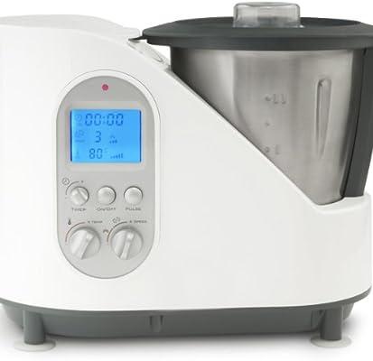 Robot de cocina XC HA 39807, para cocinar, cocinar al vapor ...