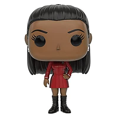 Funko POP Star Trek Beyond - Uhura Action Figure: Artist Not Provided: Toys & Games