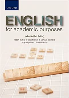 Book English for Academic Purposes