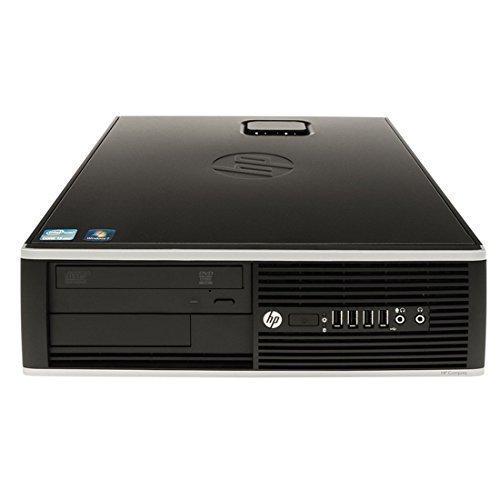 HP Elite 8200 Business Desktop Computer (Intel i5 Quad Core up to 3.4GHz Processor), 8GB DDR3 RAM, 1TB HDD, DVD, RJ45, Windows 10 Professional (Certified Refurbished)