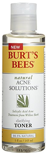 Burt's Bees Natural Acne Solutions-Acne Toner, 5 oz.