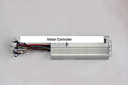 24-72V 250W-1500W Electric Brushless Motor Controller for E-bike Bike  Scooter❤A
