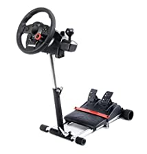 Logitech Driving Force GT / PRO / EX / FX Ferrari F430 wheel V2 wheel stand pro (japan import)