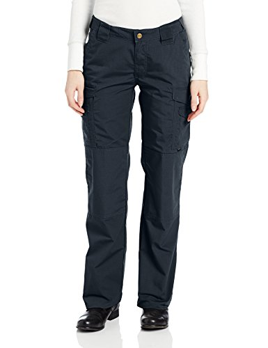 TRU-SPEC Women's Lightweight 24-7 Pant, Navy, 8