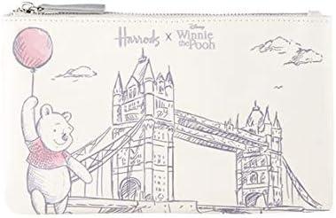 Harrods of London England Winnie The Pooh - Estuche para lápices: Amazon.es: Juguetes y juegos