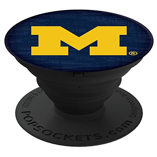 PopSockets: Collapsible Grip & Stand for Phones and Tablets - Michigan