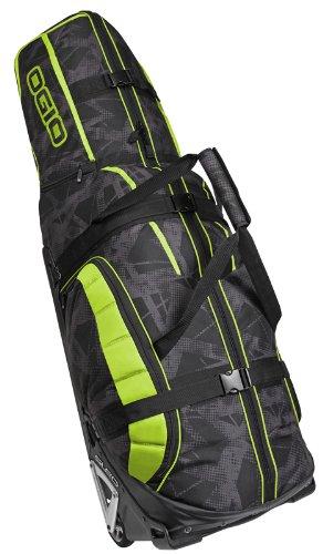 Ogio Monster Golf Travel Bag, Acid, Large, Outdoor Stuffs