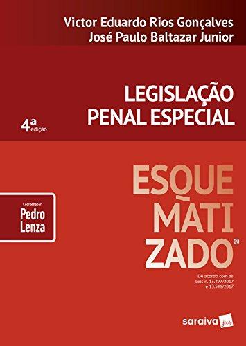 Legislação Penal Especial Esquematizado