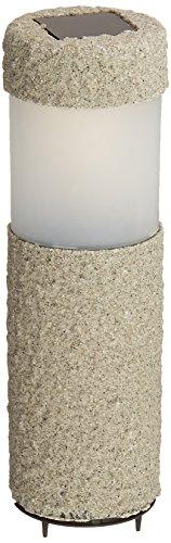 Jobar International IdeaWorks JB7381 Stone Pillar Lights ...