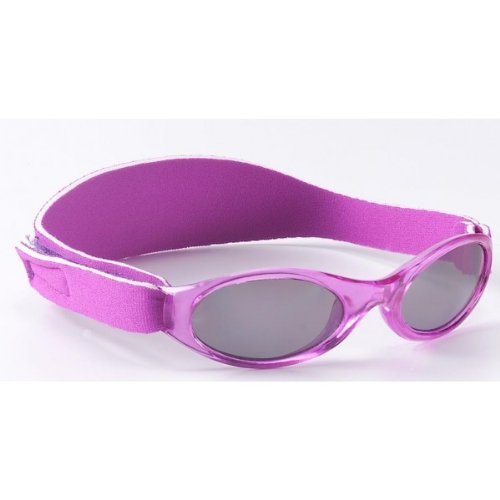 Baby Banz Adventurer Sunglasses - Purple - Purple