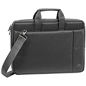 Rivacase 8231 15.6 Inch Laptop Bag - Gray
