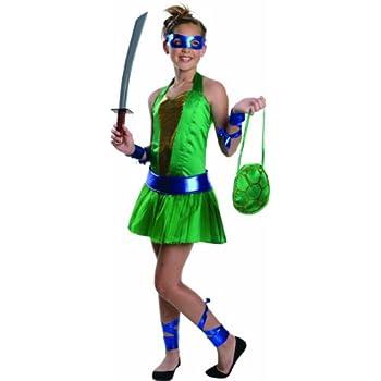 Amazon.com: Rubies Disfraz de Las Tortugas Ninja, de lujo ...