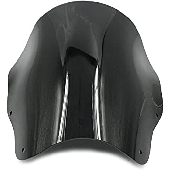 Amazon com: Motoparty Motorcycle VMAX1200 Windshield
