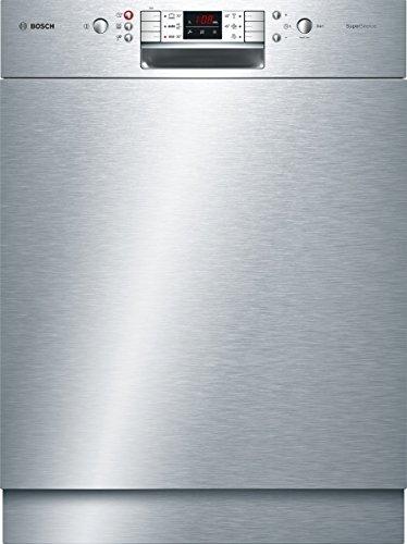 Bosch SMU68N65EU Serie 6 Unterbaugeschirrspüler / A+++ / 237 kWh / 14 MGD / ActiveWater Geschirrspüler 60 cm / edelstahl / ActiveWater Technologie / DosierAssistent