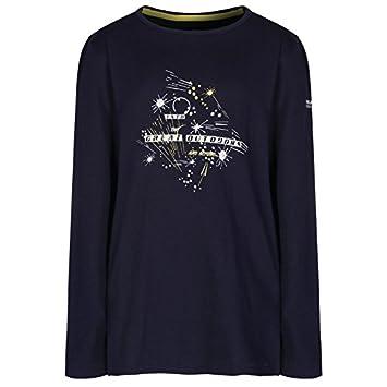 Regatta Kid s Wilder Camiseta/Polos/Chalecos: Amazon.es: Deportes ...