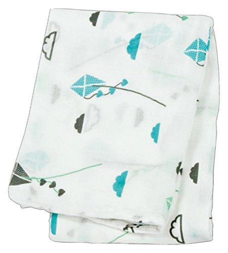 Lulujo Baby Bamboo Swaddling Blanket