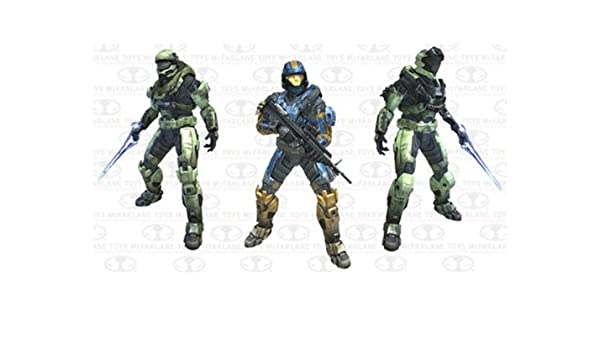 halo reach infection