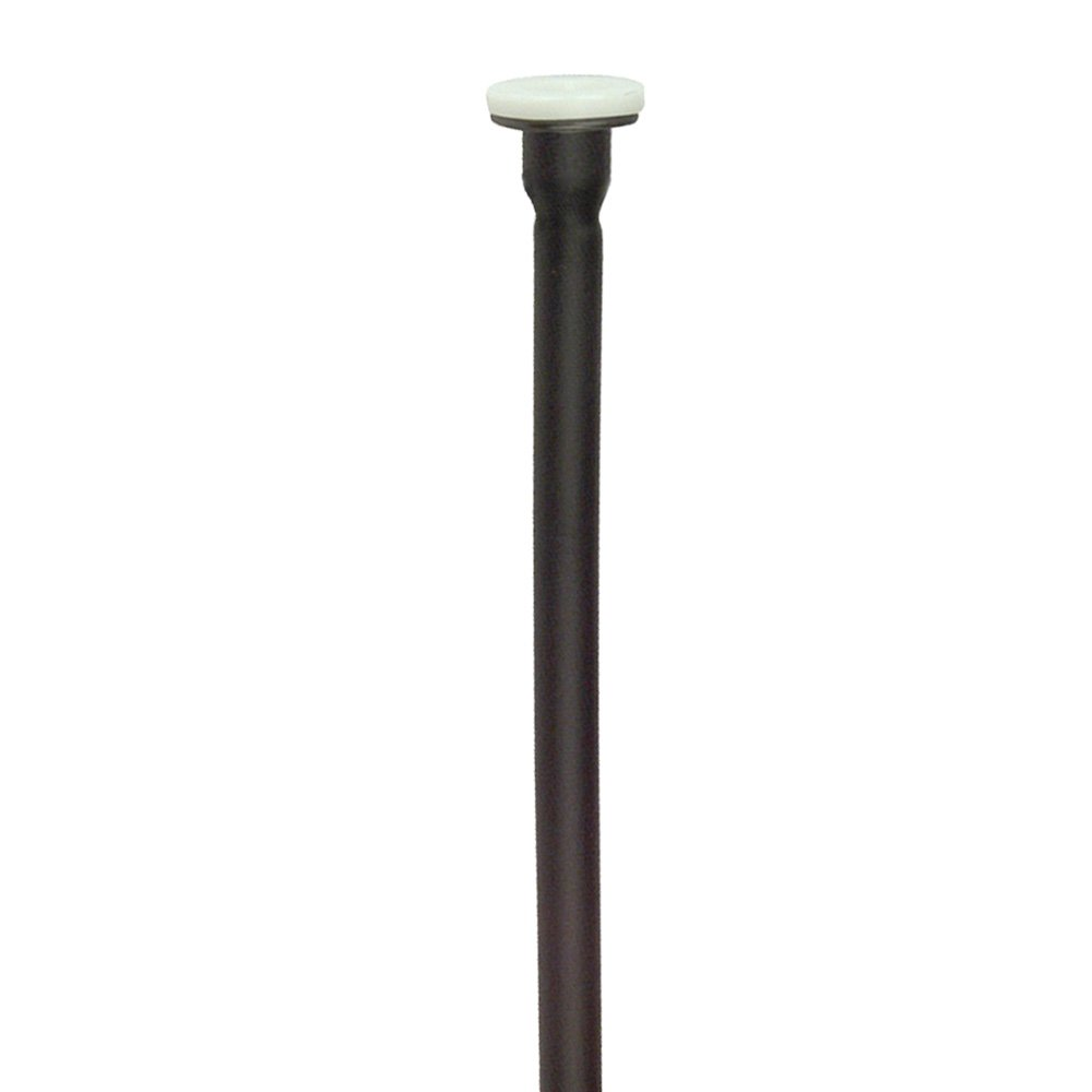 Brass Craft 1-12DL BZP 3/8 O.D. by 12 -Inch Brass Craft 1-12DL BZP Toilet Supply, Oil Rubbed Bronze