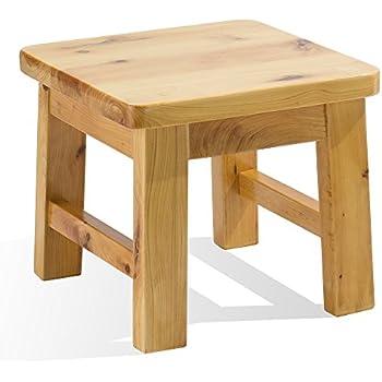 Amazon Com Winsome Wood 94022 94022 Ww Stool Antique