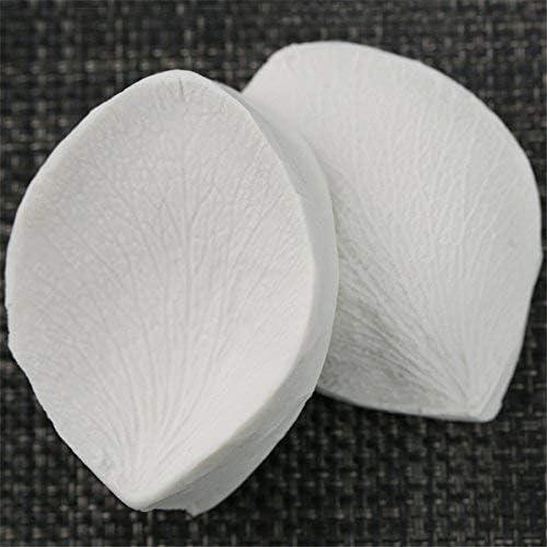 AKAMAS Gardenia Bl/ütenbl/ätterform Kuchendekoration Zuckerpaste Silikonform f/ür Fondant Schokolade Bl/ütenpaste K/üchenzubeh/ör