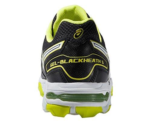 Asics Gel-Blackheath 5 Hockey Schuh Schwarz