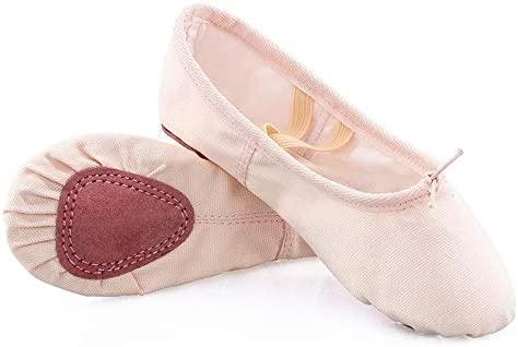 Chengxin Zapatos de Ballet Zapatos de Baile para niños ...