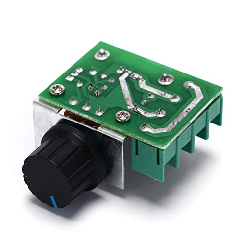 (Ltech- 220v Silicon Controlled Rectifier Scr Voltage Regulator Speed Control Temperature Thermostat 2000w - Control Lamp Thyristor Switch 7075 2000w Board 220v Rohs Electric Window)