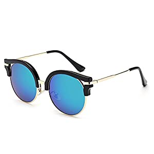 Fantia Floral kids sunglasses children eyeglass Anti-UV eyewear age 3-12 (A)