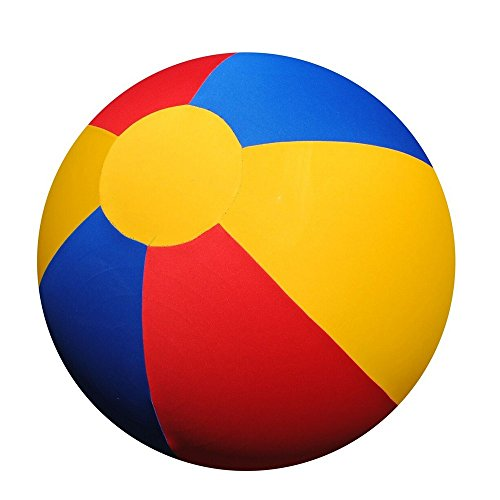 41%2Bg zpAaDL - Horsemen's Pride Jolly Mega Ball Cover 25 Beach Ball