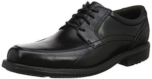 Leader Noir Rockport Homme Black Style Derbys Apron Black Toe 2 Pw5wg