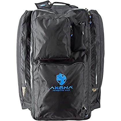 Image of AKONA Chelan. A Lightweight model of the traditional AKONA Roller Back Pack Duffels