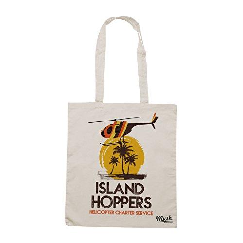 Borsa MAGNUM PI- ISLAND HOPPERS - Sand - FILM by Mush Dress Your Style Venta Al Por Mayor Precio Se Ocupa De Venta En Línea cXuV6S1